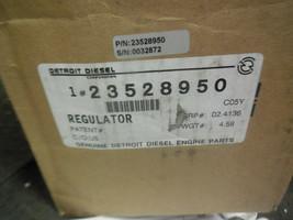Genuine Detroit Diesel 23528950 Regulator New image 2