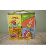 winnie the pooh soft blocks set - $6.00