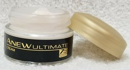Avon Anew Ultimate 7S NIGHT CREAM Skincare Face Neck Travel Jar .50 oz/1... - $9.11