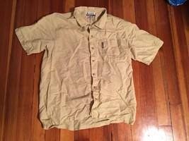 Columbia Short Sleeve Shirt Size XL - $16.44