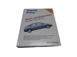 Toyota Prius Repair and Maintenance Manual: 2004-2008 by Bentley Publishers - $64.35