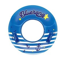 "Winnie Connie Bluerang Children Swim Ring Tube Inflatable Floats 31.8"" 81cm"