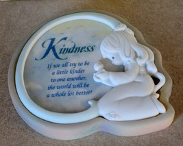 "Enesco Precious Moments 2001 "" Kindness "" Quote Paperweight / Accent - $19.31"