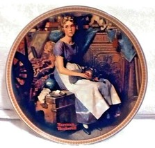 """Norman Rockwell's Rediscovered Women Collection """"Dreaming in the Attic"""" ... - $24.75"""
