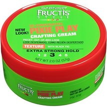 Garnier Fructis Style Pixie Play Crafting Cream, All Hair Types, 2 oz. (... - $13.85