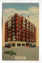 Hotel Freeport Freeport Illinois - $1.59