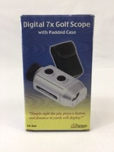 NEW - Digital 7x Golf Scope Range Finder, Sporting, Hunting Free Shipping - $15.85