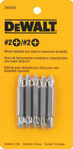 #2 Double-Ended Screwdriver Bit, 5-Pk. - $17.81