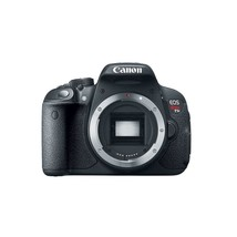 Canon Eos Rebel T5i Digital SLR 18Mp 3 LCD (Body Only) Camera Black 8595... - $464.86