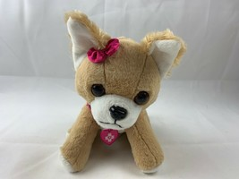 2014 Barbie Hug N Heal Puppy Dog Plush Stuffed Animal Pet Doctor CHIHAUHAU - $24.70