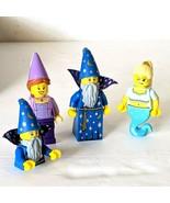 Lego Fairytale Princess and Wizard Minifigure - Series 12 - $7.84