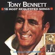 16 Most Requested Songs by Tony Bennett (Cassette, Sep-1991, Legacy) - $11.29