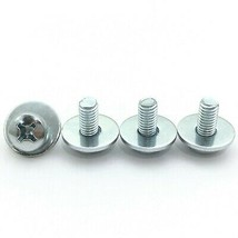 4 New Wall Mounting Screws for Vizio V605-G3, V705-G3, E70-F3, M55-C2, D43-C1 - $6.13