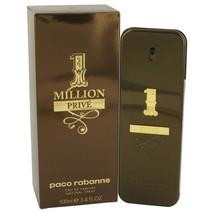 1 Million Prive by Paco Rabanne (Eau De Parfum Spray 3.4 oz) - $87.99