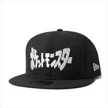New Era Pokemon collaboration cap 59FIFTY logo black - $90.99
