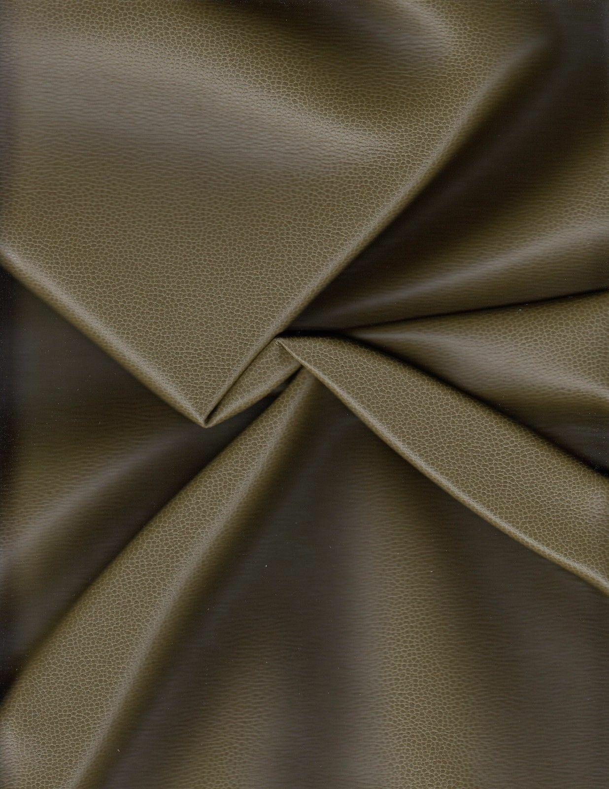 Ultrafabrics Tappezzeria Similpelle 363-4514 Promessa Verde Muschio 2.7m T-49
