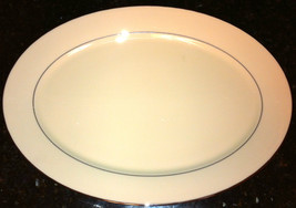 """16"""" Platter in Maywood Pattern by Lenox Cosmopolitan Collection NWT - $250.00"""