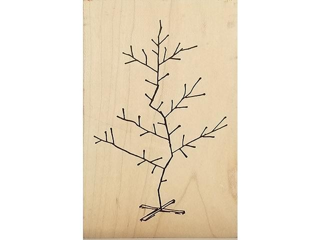 Judith Willow Rubber Stamp #S-13