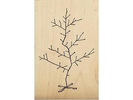 Judith Willow Rubber Stamp #S-13 image 1
