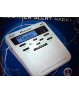 Midland All Hazards Alert Weather Radio ~ WR-100 ~ New in Box - $25.00