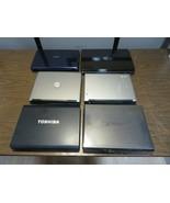 Sony Toshiba Satellite Qosmio DELL Acer Aspire 5050 laptop BROKEN or SCRAP - $15.00
