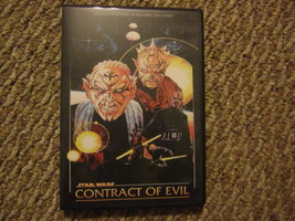 Star Wars Contract of Evil Fan Made Star Wars DVD. - $15.99