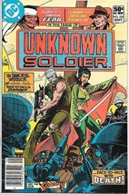 The Unknown Soldier Comic Book #255 DC Comics 1981 VERY FINE - $11.64
