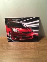 2009 Honda Full Line Civic Si Hybrid Accord S2000 Fit CR-V Brochure - $8.90