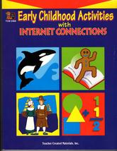 Early Childhood Activities With Internet Connections  By Grace Jasmine - $4.95