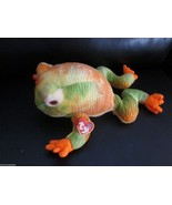 Ty Beanie Buddy Prince the Frog -  Non Mint Tag - $7.43