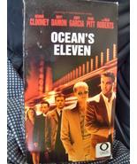 Ocean's Eleven (VHS, 2001) - $2.50