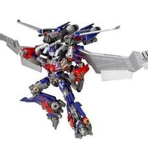 Nuevo Tokusatsu Revoltech No.040 Transformers Optimus Prime Jet Ala Versión - $112.70