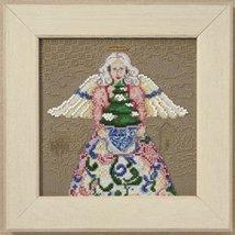 Winter Angel 2010 cross stitch kit Jim Shore Mill Hill - $14.40