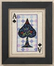Ace 2010 cross stitch kit Jim Shore Mill Hill - $14.40
