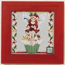 Cupcake Fairy 2011 cross stitch kit Jim Shore Mill Hill - $14.40