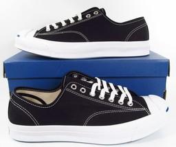 Converse Jack Purcell JP Signature Series Ox Sneaker BLACK 156953C (Men's 10.5) - $57.00