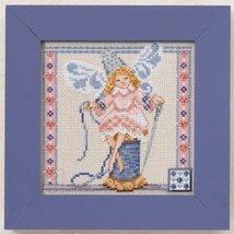 Needlework Fairy 2011 cross stitch kit Jim Shore Mill Hill - $14.40