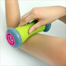 Foot Roller Massage  for Deep Tissue Acupressure and 2 Spiky Bal - £25.04 GBP