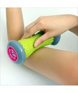 Foot Roller Massage  for Deep Tissue Acupressure and 2 Spiky Bal - $34.64
