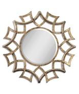 Uttermost Demarco Round Antique Gold Mirror - $415.80