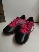 105525-05 Puma JR Spirit II FG Kid's Soccer Cleats Pink-Black - $30.68