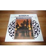 The Kinks Kinkdom Reprise Tri Color Label Lp 1965 1D 1E 1st Press Stereo - $29.99