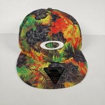 Oakley hat cap snap back Hawaiian print - California High - $27.02