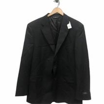 346 Brooks Brothers Navy Striped Blazer Jacket Size 44 Long New - $78.94
