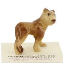 Hagen Renaker Miniature Lion Mama Ceramic Figurine