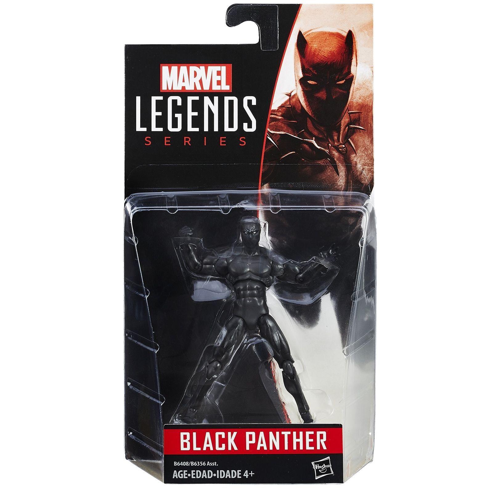 """Marvel Legends Series 3.75"""" Black Panther Action Figure"""