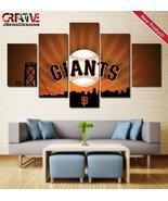 San Francisco Giants Canvas Painting Wall Art Poster Print Home Decor - $30.00+