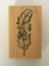 Comotion Rubber Stamp Animal Feather Nature Scrapbooking Card Making Paper Craft - $10.80