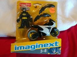 Fisher Price Imaginext Batman Batcycle - $25.00