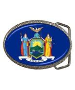 New York State Flag Belt Buckle New - $7.52
